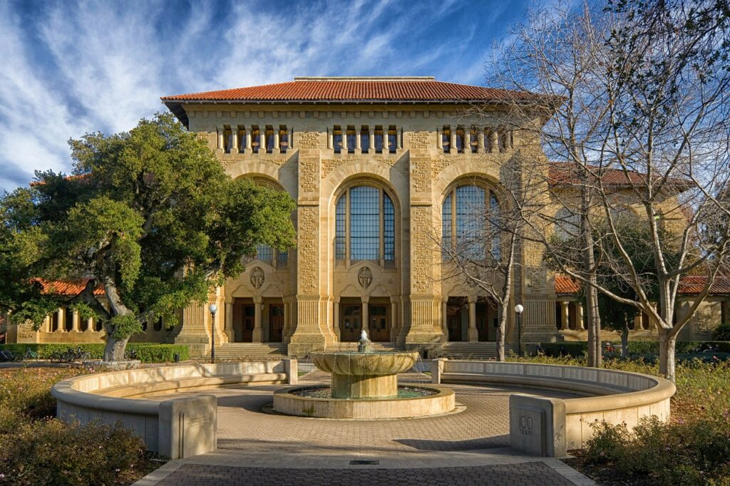 palo alto, california, stanford university