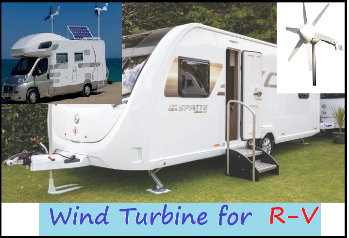 wind turbines for R-V
